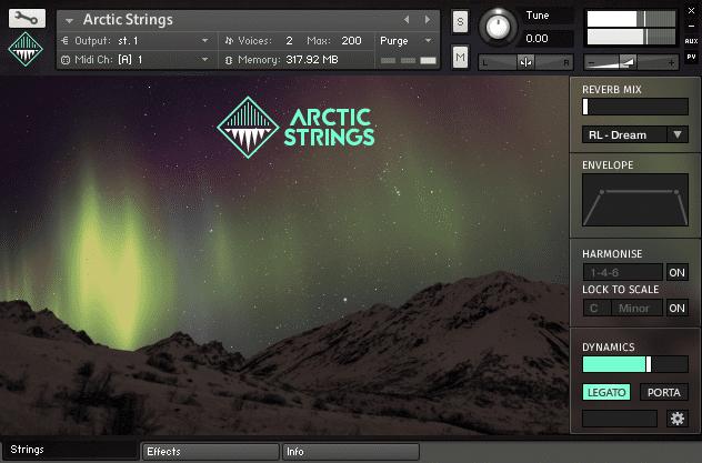 Arctic Strings