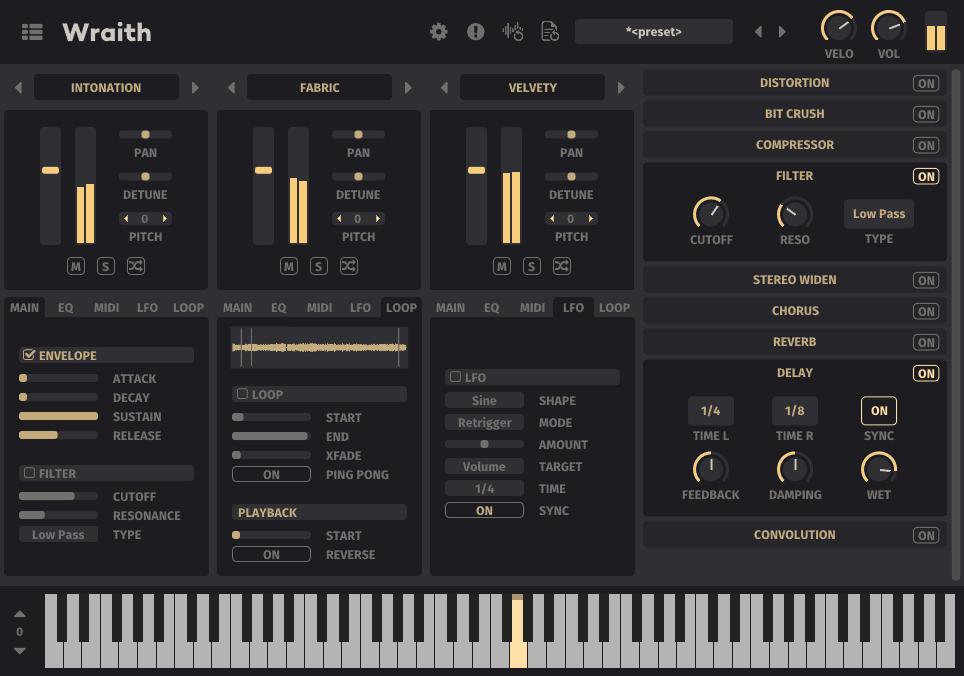 Sampler Engine Screenshot Alpha 2